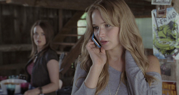 Jennifer Lawrence in 'House at the End of the Street'