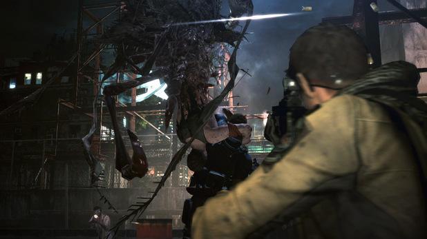 Resident Evil 6 - Chris