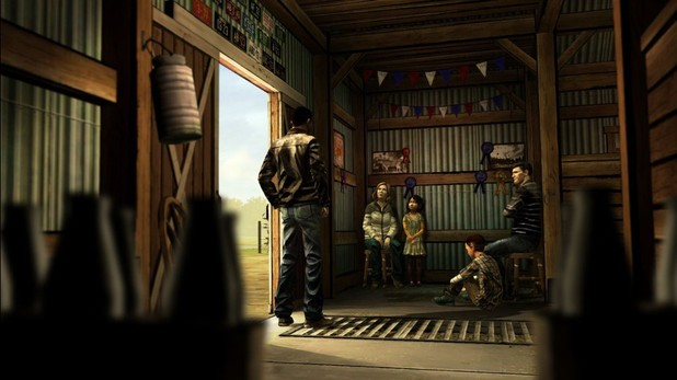 The Walking Dead: Episode 2 screenshots