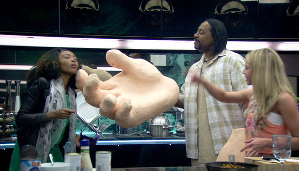 Big Brother Day 13: Adam and Shievonne