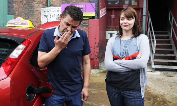 Coronation Street Ep. 7899, 06-0-12