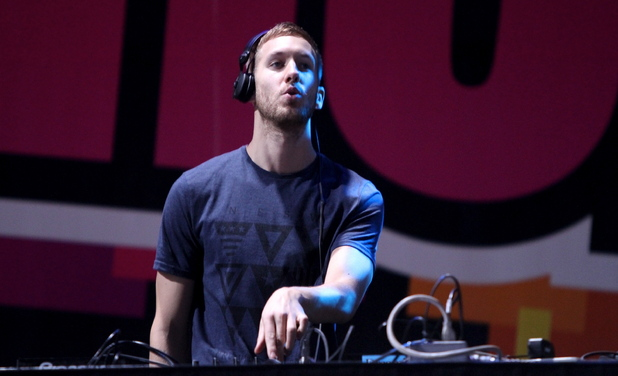 Acts to look out for at Radio 1's Hackney Weekend: Calvin Harris