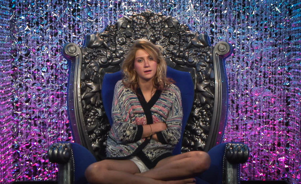 Big Brother 2012 Day 14: Ashleigh in the Diary Room
