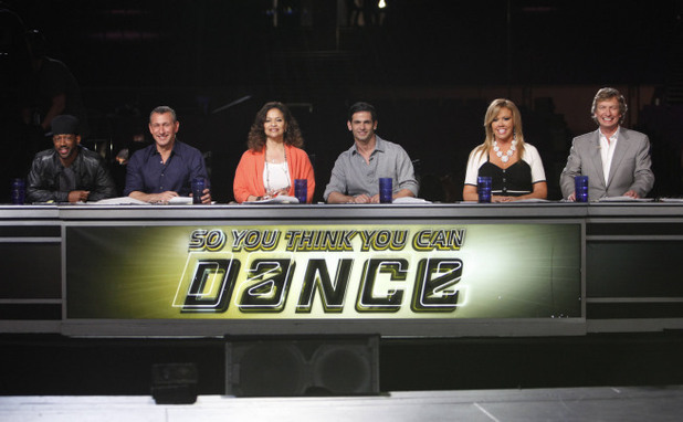 So You Think You Can Dance S05E09: Las Vegas round