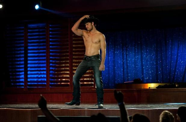 Magic Mike Alex Pettyfer