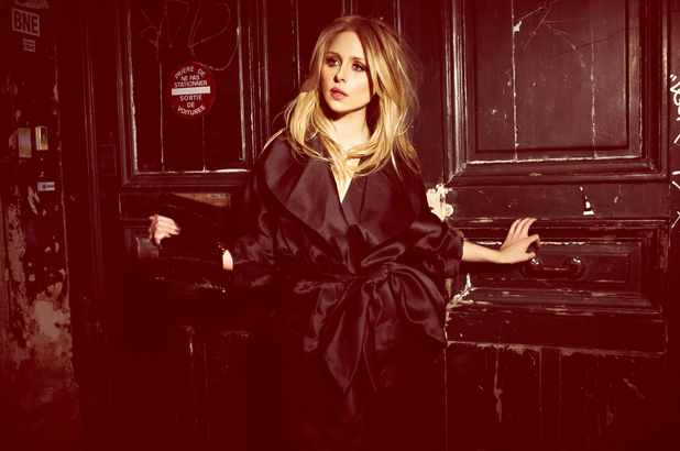Diana Vickers in Paris