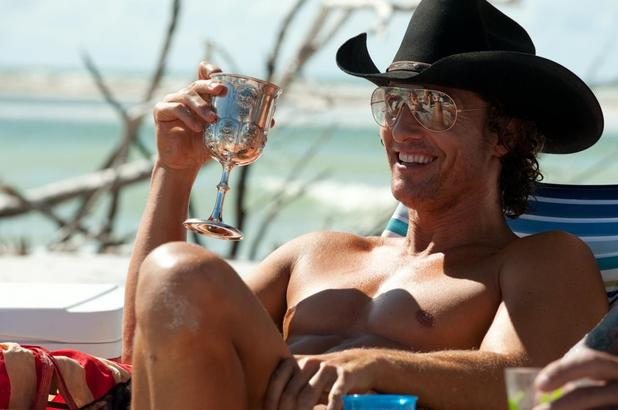 Magic Mike Matthew McConaughey