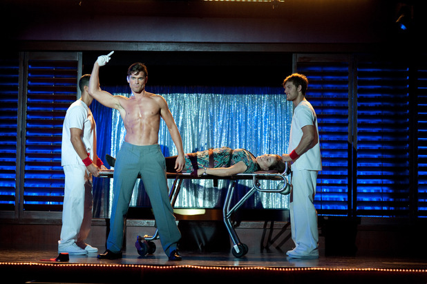 Magic Mike Matt Bomer