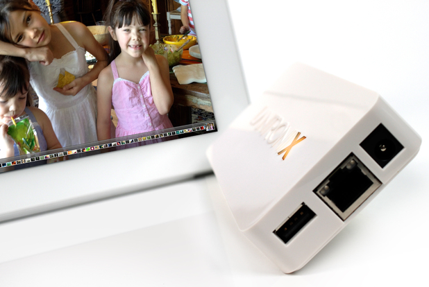 Lantronix Plug-and-print gadget