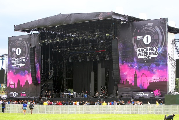 Radio 1 Hackney Weekend
