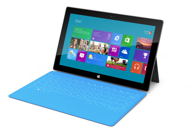 Microsoft's Surface