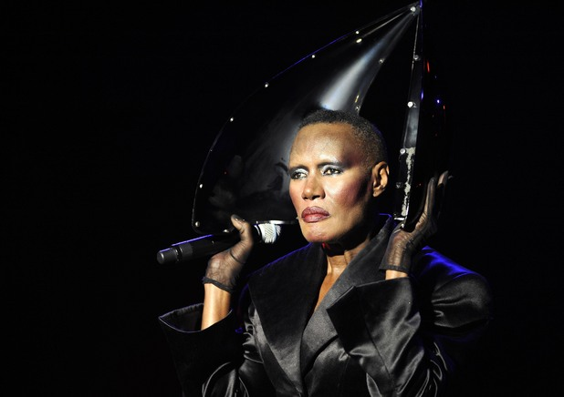Lovebox festival at Victoria Park - Day 3: Grace Jones