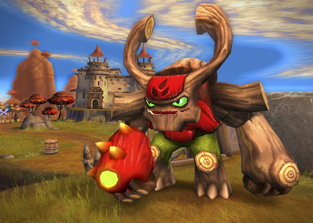 'Skylanders Giants' screenshot