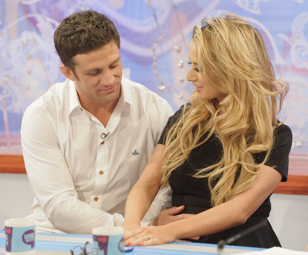 Alex Reid and Chantelle Houghton, Loose Woman