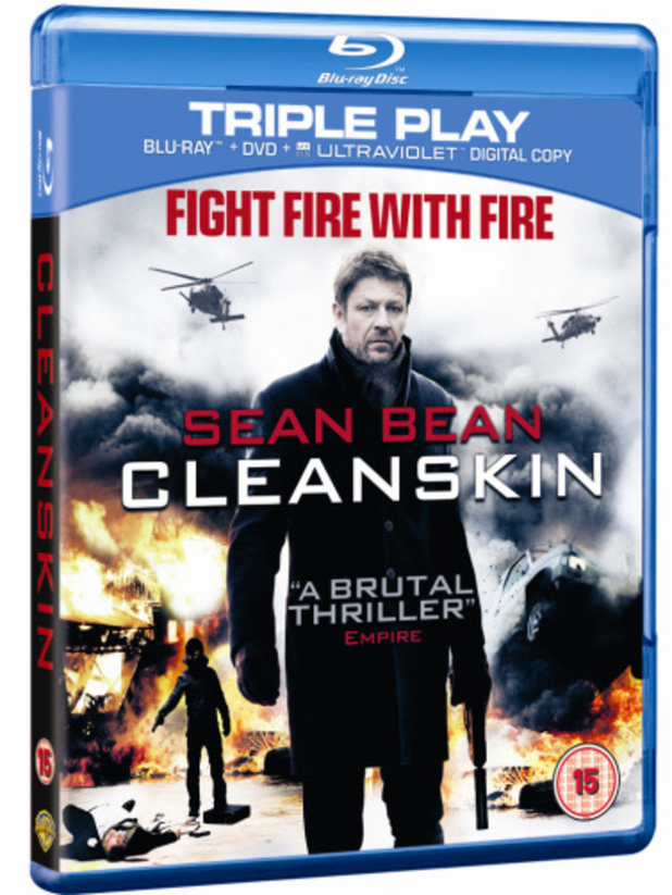 Cleanskin Blu-ray