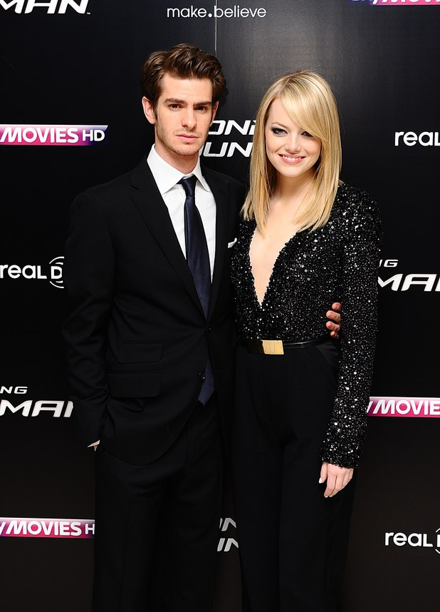 Andrew Garfield, Emma Stone, The Amazing Spider-Man