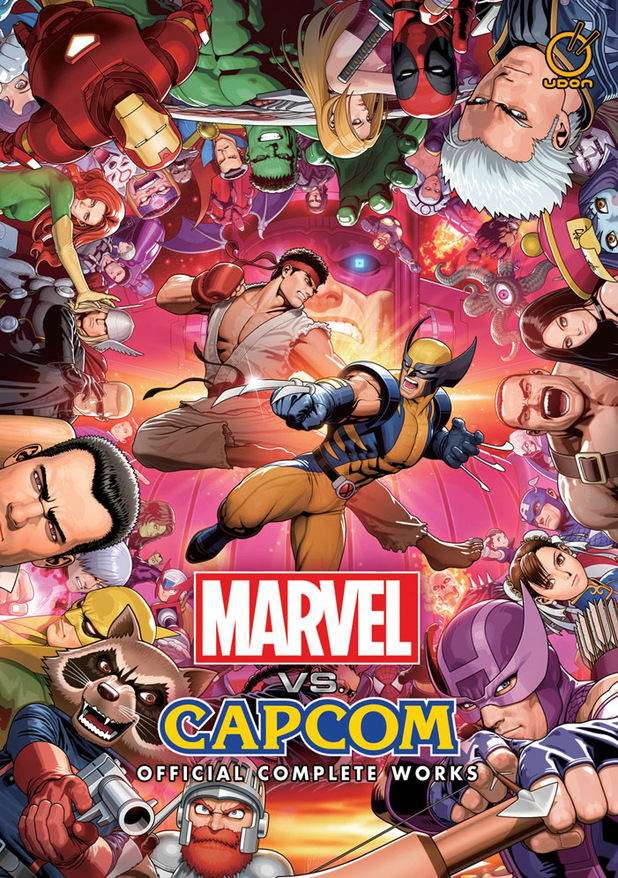 Marvel vs. Capcom: Official Complete Works