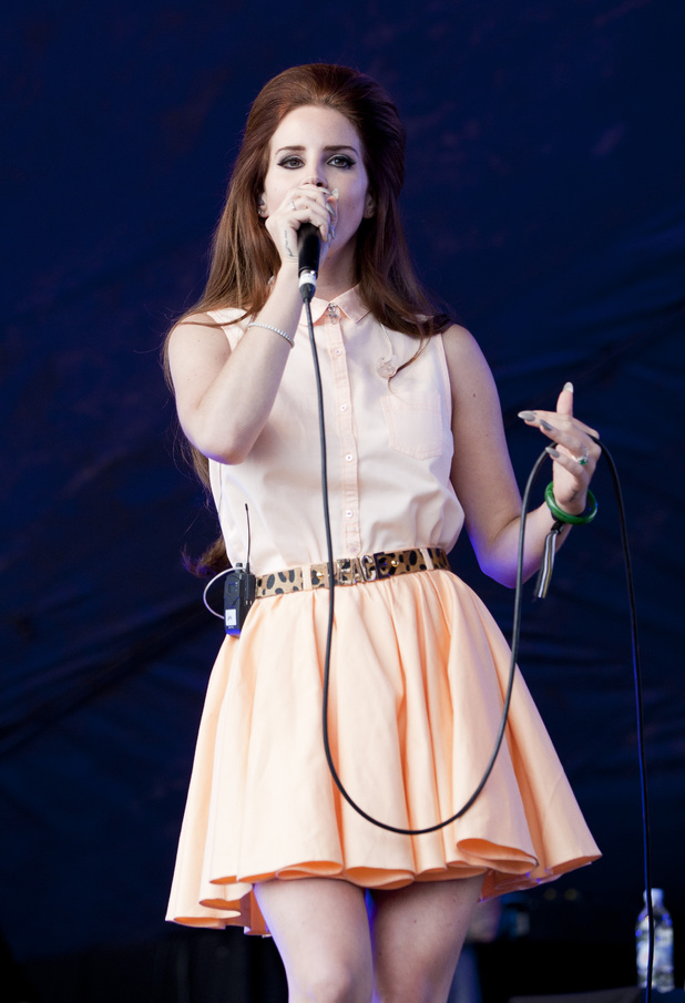Acts to look out for at Radio 1's Hackney Weekend: Lana Del Rey