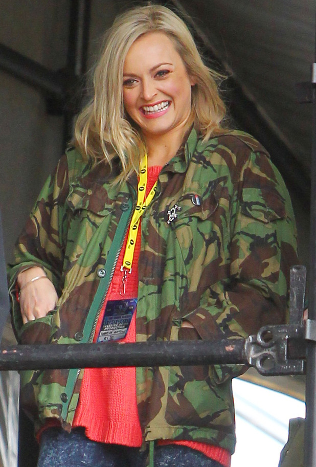 BBC Radio 1's Hackney Weekend: Fearne Cotton