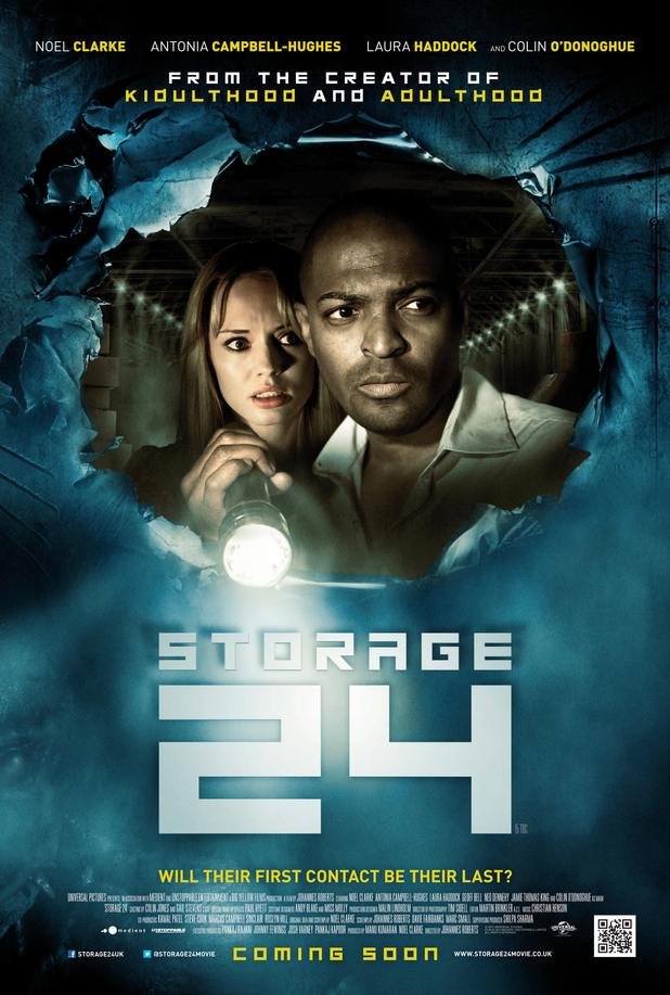 Storage 24 poster