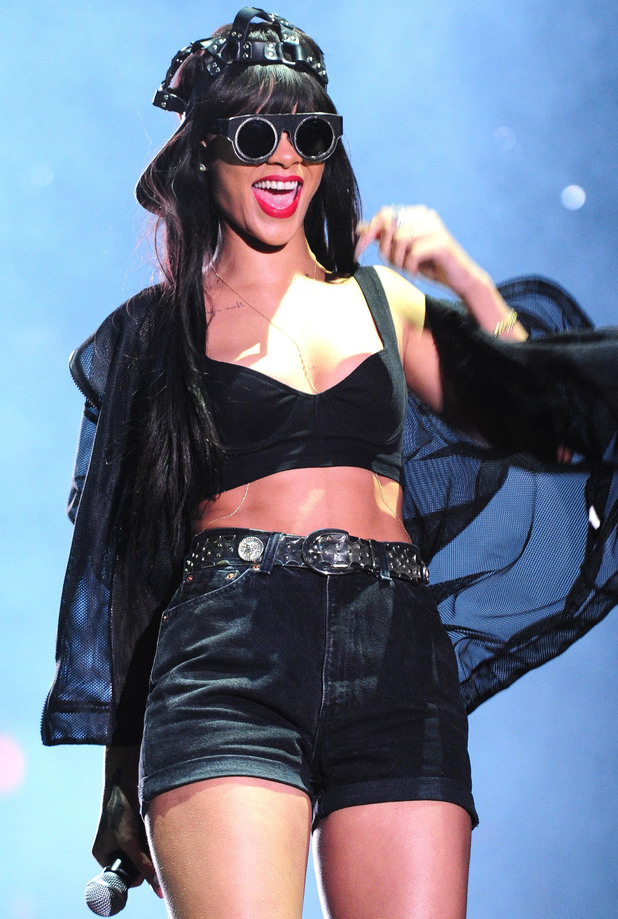 BBC Radio 1's Hackney Weekend: Rihanna