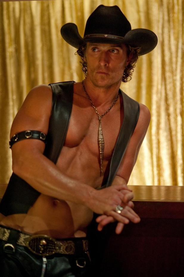 Magic Mike Matthew McConaughey