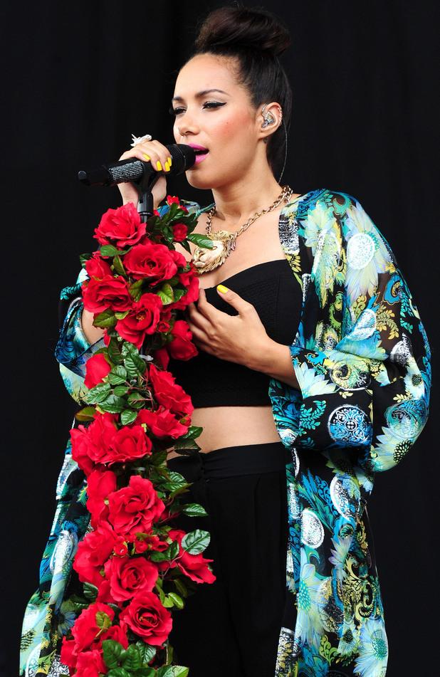 BBC Radio 1's Hackney Weekend: Leona Lewis