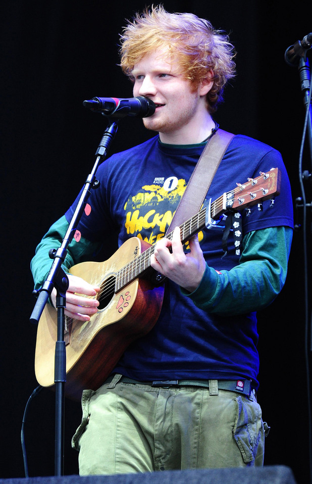 BBC Radio 1's Hackney Weekend: Ed Sheeran