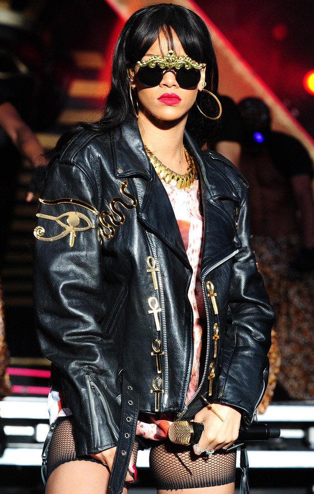BBC Radio 1's Hackney Weekend Day 2: Rihanna