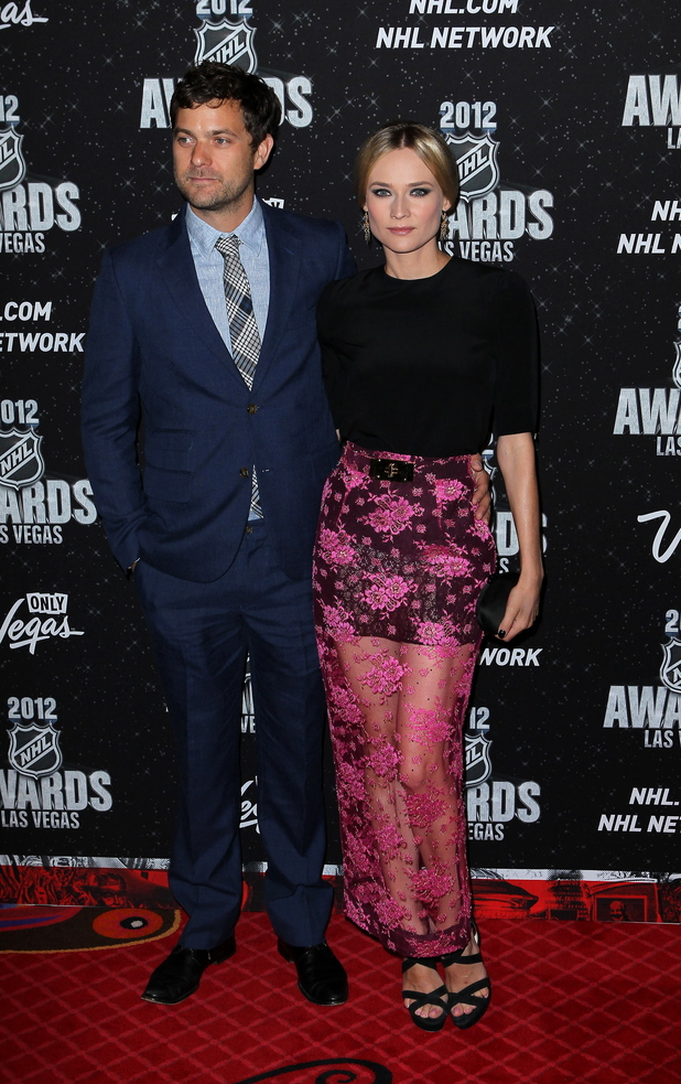 Joshua Jackson and Diane Kruger