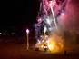 Glade Festival Pyro-mid stage burns: Pics