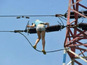 Czech woman climbs pylon while high on drugs, thinking it is a bridge.
