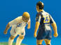 Subbuteo Zidane headbutts Materazzi: Pic
