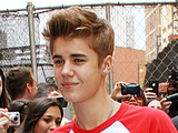 Justin Bieber 'The Late Show with David Letterman' at the Ed Sullivan Theater - Arrivals New York City