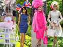 We take a look at some of the stars and eccentric hats at Royal Ascot 2012.