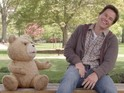 The story of Mark Wahlberg and his teddy isn't so much warm and fuzzy as wild and crazy...