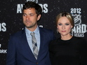 Joshua Jackson, Diane Kruger 2012 NHL Awards at Encore Showroom Inside The Wynn Resort and Casino - Arrivals Las Vegas