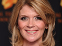 Actress Jane Danson thinks Leanne should stay in the dark over Karl fire secret.