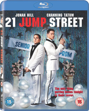 21 Jump Street Blu-ray