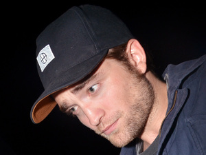 Robert Pattinson Celebrities outside the Chateau Marmont for the 'Katy Perry: Part Of Me' after party Los Angeles, California