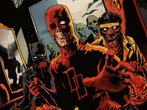 Marvel Zombies Halloween
