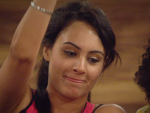 Big Brother 2012 - Day 21: Deana after hearing the nominations
