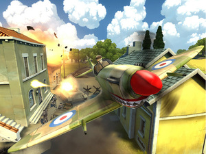 &#39;Battlefield Heroes&#39; screenshot
