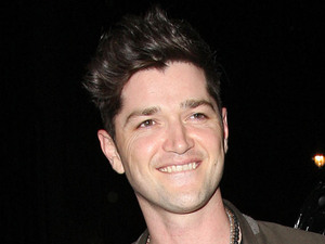 Danny O`Donoghue at the Groucho Club London, England