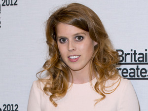 Princess Beatrice, Britain Creates 2012