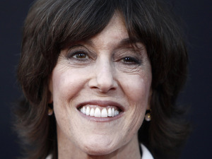 Screenwriter Nora Ephron