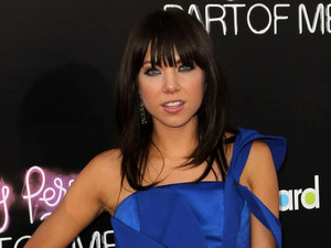 carly rae jepsen Los Angeles premiere of 'Katy Perry : Part of Me' held at The Grauman's Chinese Theatre - Arrivals Los Angeles, California