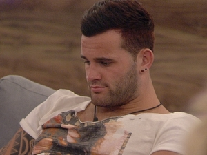 Big Brother Day 25: Conor isn&#39;t impressed by Scott and Deana breaking rules.