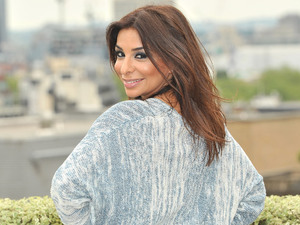 Shobna Gulati Wizard jeans Rear of the Year award held at the Dorcester Hotel. London,
