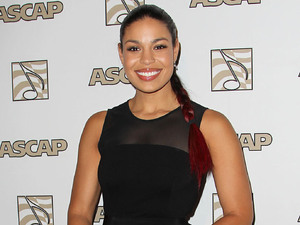 Jordin Sparks at the ASCAP Rhythm & Soul Music Awards, California.